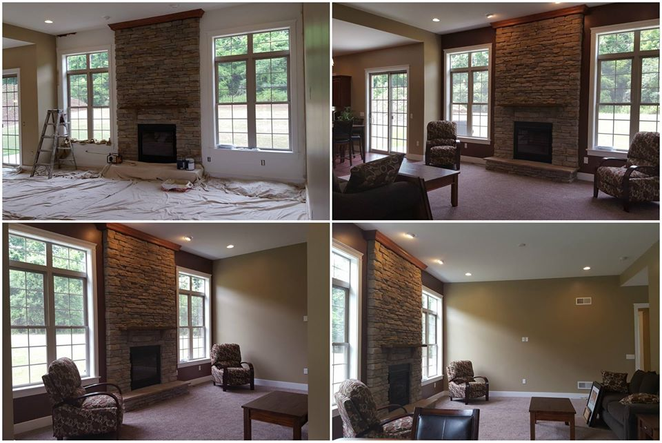 Chester County Painting - Home Interior Painting - Keith Reeser Painting LLC