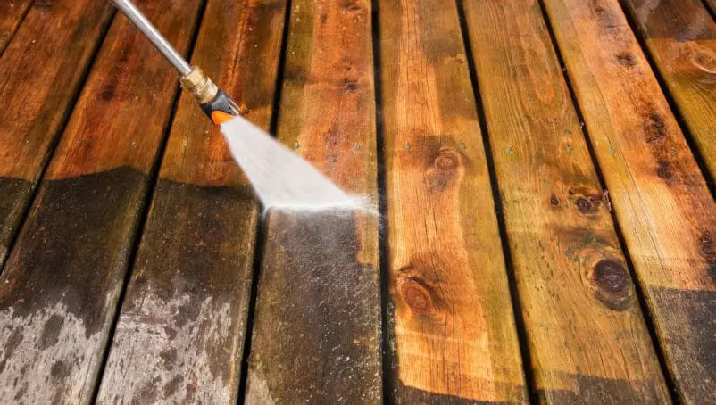 Power Washing - Pressure Washing - Chester County - Keith Reeser Painting LLC